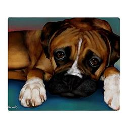"CafePress Print 10 Soft Fleece Throw Blanket, 50""x60"" Stadiu"