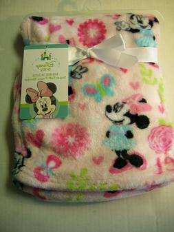 Disney GS70654 Minnie Mouse Super Soft Fleece Blanket 84a6d33fb