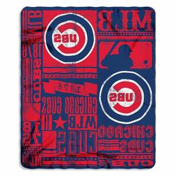 The Northwest Company  MLB Chicago Cubs Strength Printed Fle