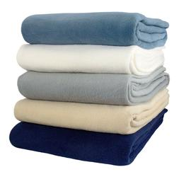 alta fleece blanket medium weight anti pill