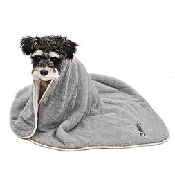 PAWZ Road Dog Blanket Fluffy Skin-Friendly and Warm,Double-S