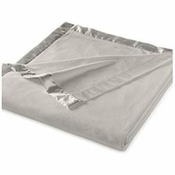 Easy Throws Care Soft Fleece Blanket  Home &amp Kitchen