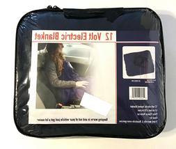 Trademark Home Electric Blanket for Automobile 12 volt power