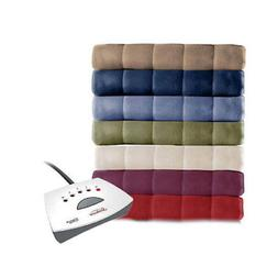 Sunbeam Electric Heated Fleece Blanket Royal Dreams - Twin F