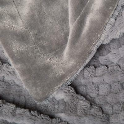 "Blanket Fleece 50""x60"" Solid"