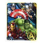 New Marvels The Avengers Defend Earth Soft Fleece Throw Blan