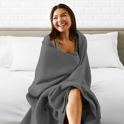 Polar Fleece Soft Cozy Blanket
