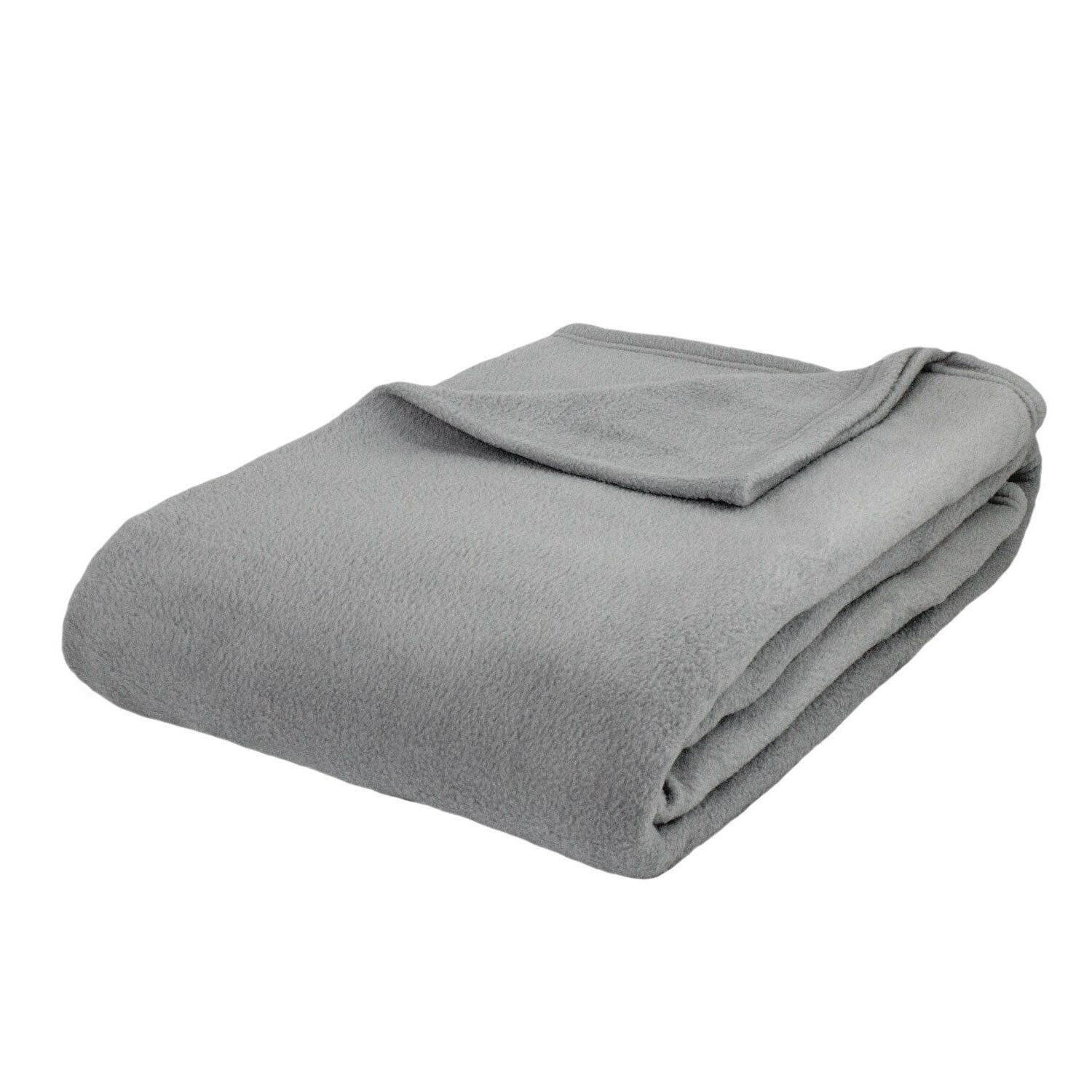 Alta Fleece Blanket- weight Anti-Pill