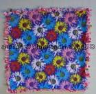 HANDMADE BABY / PET MINI FLEECE TIED SECURITY BLANKET - PURP