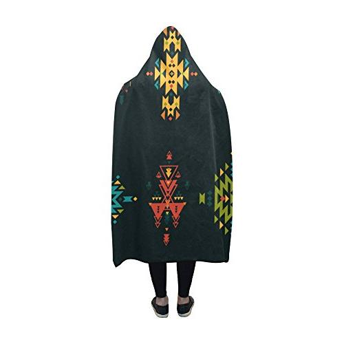 Blanket Indoor Pilling American Indian Style blankets 60 inches