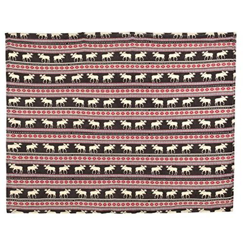 "Pattern Background Soft Lightweight Blanket Throw 50"" 60"""