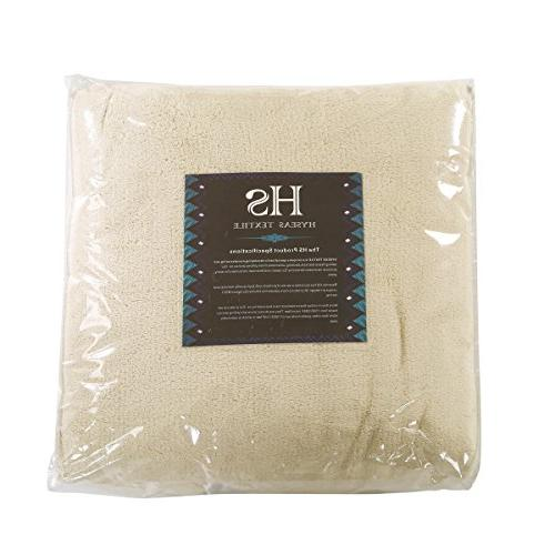 HYSEAS King Bed Blanket, Sand