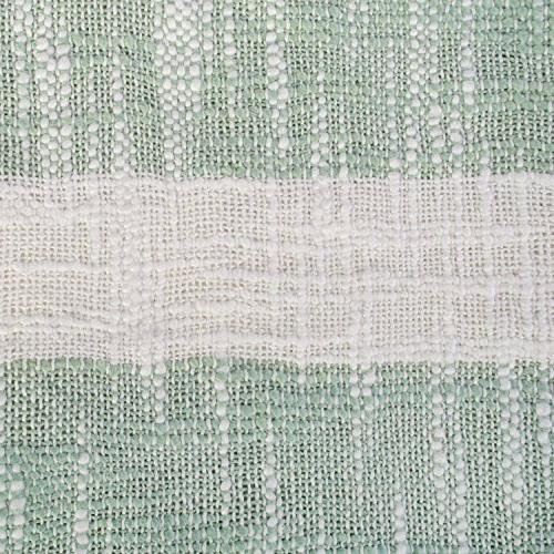 """DII Rustic Farmhouse Fringe For Picnic, Camping, Beach, Everyday Use x 60"""" - Mint"""