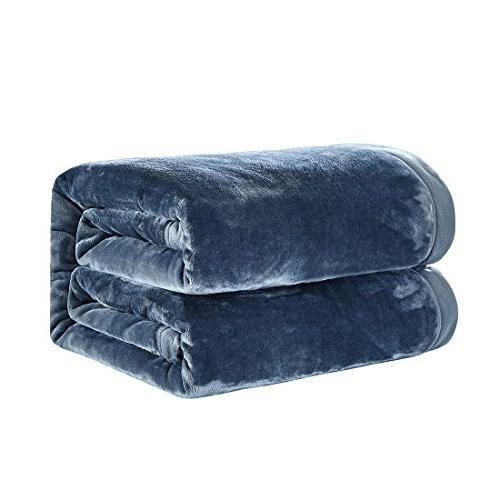 flannel fleece luxury thick bed