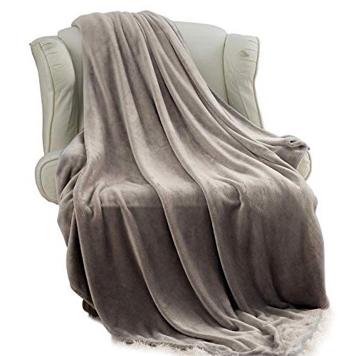 flannel throw blanket luxurious twin