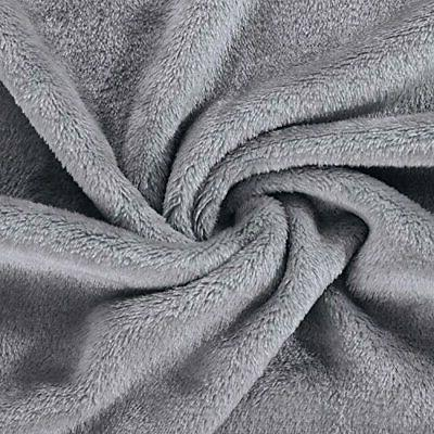Bedsure Fleece Blanket Size Grey Soft