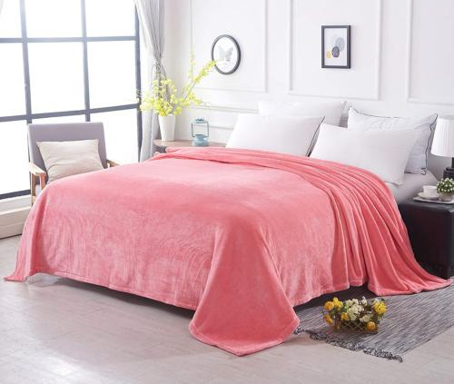 Soft Warm Twin90-Inch-by-65-Inch Bed