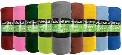 Imperial Home Fleece Blankets - I Luv Sleeve 240GSM, Case of