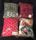 Vera Bradley Fleece Travel Blanket - NWT
