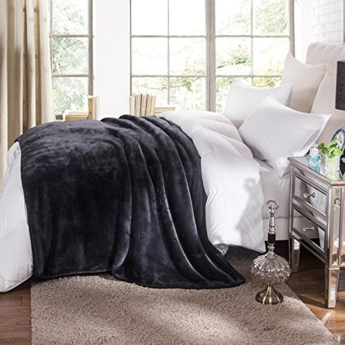 heavy weighted thick blanket