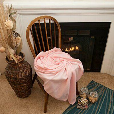 Imperial 50 x Inch Throw Blanket Pink