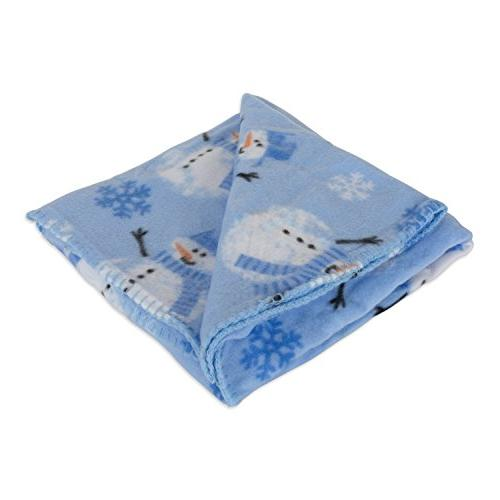 J&M Home Fashions Thanksgiving Printed Fleece Blanket Warm Breathable Bed, Camping,