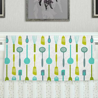 kitchen utensils by afe images fleece baby