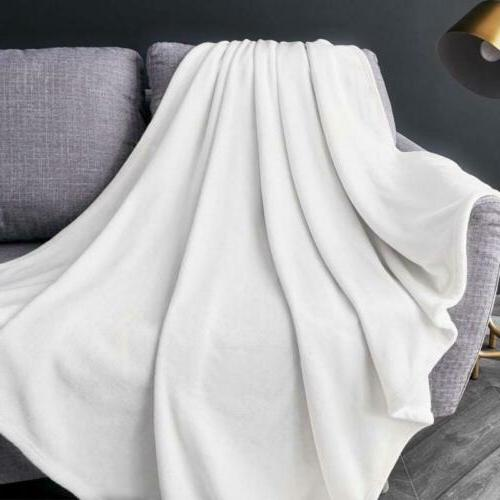 Luxury Blanket Bedsure Fleece Lightweight Twin Size