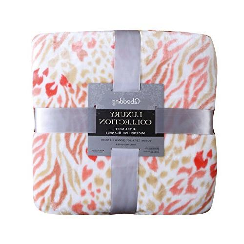 luxury collection ultra soft plush