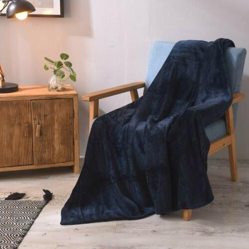 LUXURY Flannel Blanket