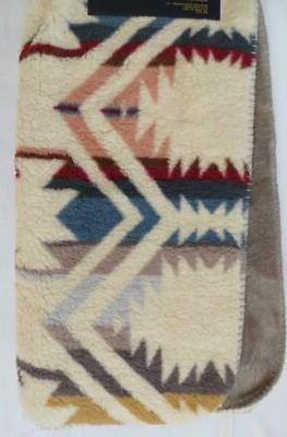 New Red Aztec to Blanket