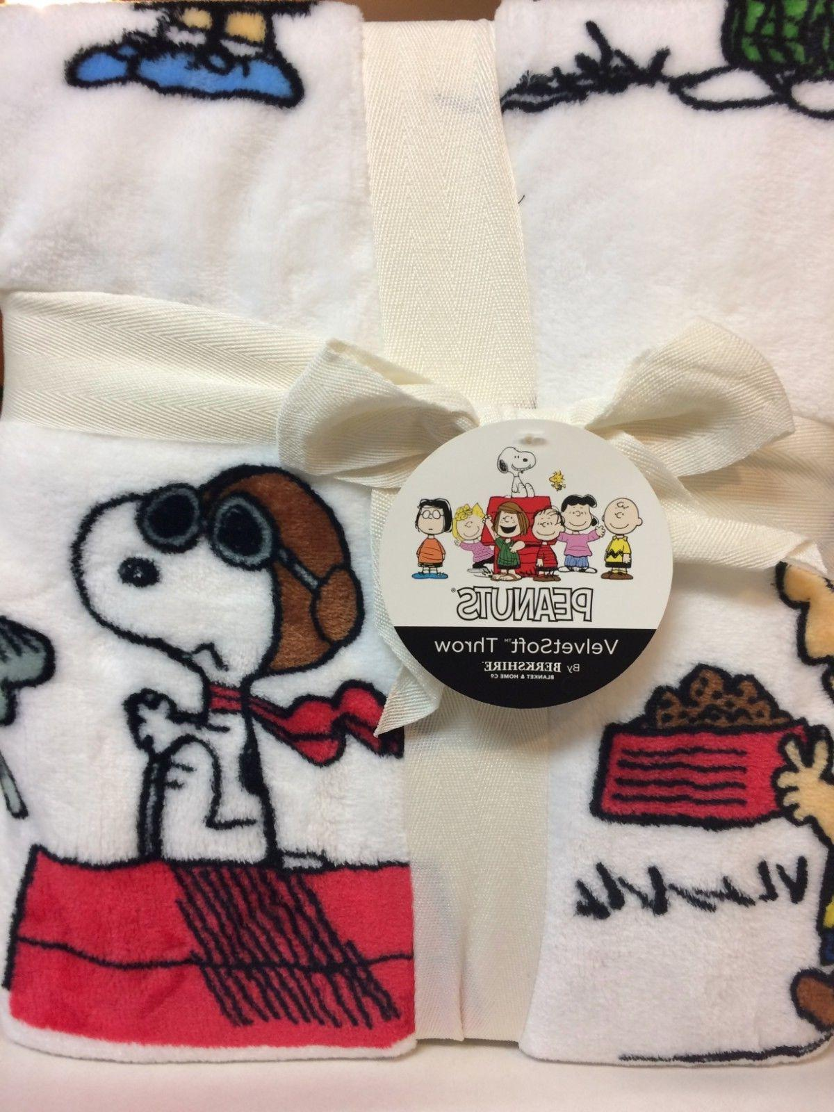 peanuts snoopy charlie brown and gang full