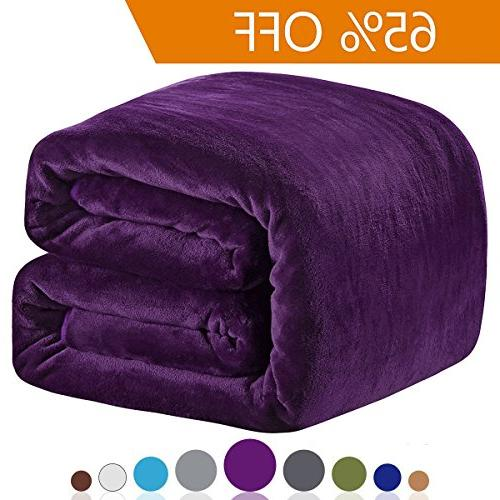 polar fleece blankets king bed