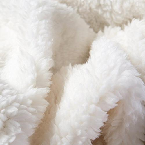 Sherpa Bed Queen Bedding Fleece