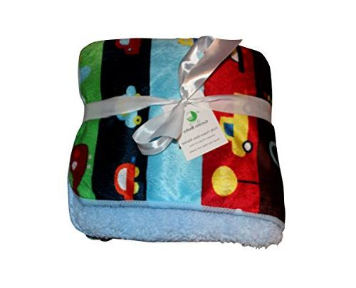 sherpa fleece blanket soft perfect