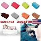 Soft A+++ Solid Warm Micro Plush Fleece Blanket Throw Rug So