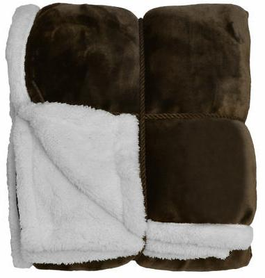 Napa Super Mink Fleece Throw