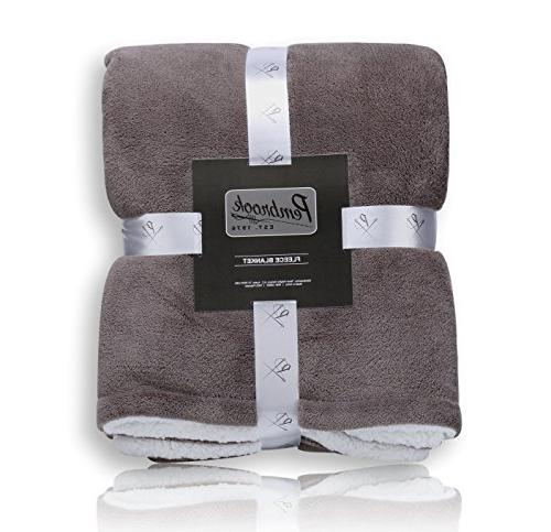 Pembrook Soft Warm Reversible Micro with Lining,