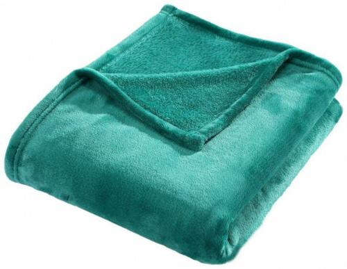 velvet throw light weight plush luxurious super
