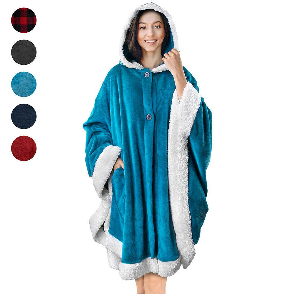 Wearable with Wrap Sherpa