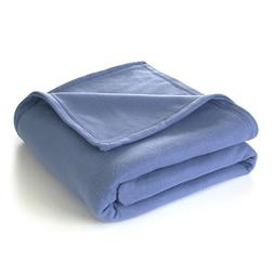 Martex Super Soft Fleece Blanket - Twin, Warm, Lightweight,