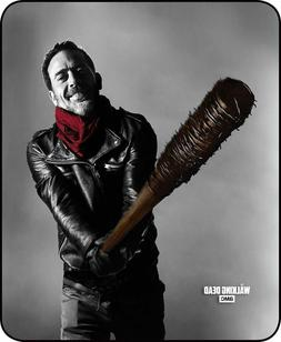 Negan Say Hello to Lucille Bat the walking dead cashmere fle