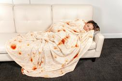 New design: Tortilla Blanket with Matching Pillow Case