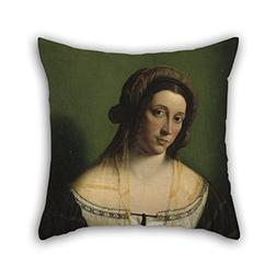 Uloveme Oil Painting Bartolomeo Veneto - Portrait Of A Lady