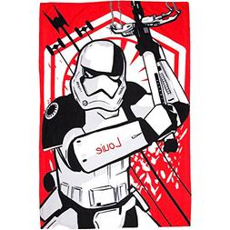 Personalized Disney Star Wars Stormtrooper Large Super Soft