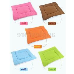 Small Medium Extra Large Pet Dog Crate Mat Kennel Cage Pad B