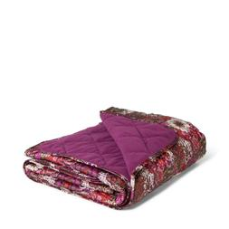 Vera Bradley Quilted Fleece Blanket NewWT 50 X 80 COLOR CHOI
