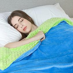Weighted Idea Removable Duvet Cover for Weighted Blanket - G