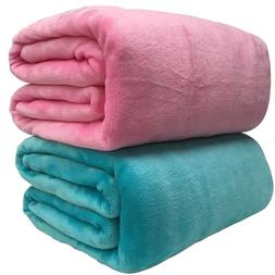 Super Soft Coral <font><b>Fleece</b></font> <font><b>Blanket