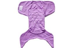 BABY CHILDLAND Baby Swaddle Wrap Mermaid Tail Fleece Plush N